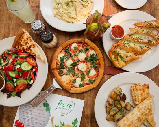 Fresco Cafe and Pizzeria